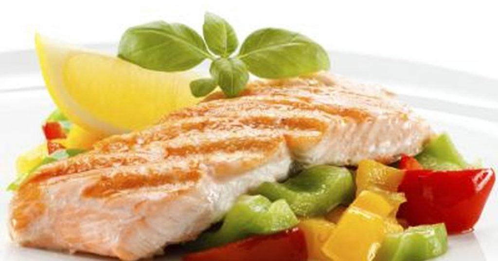 Vis eten voor b12