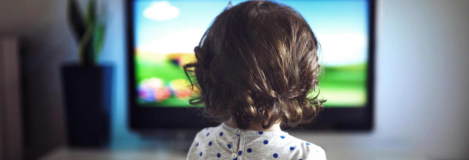 Kinderen en beeldschermtijd