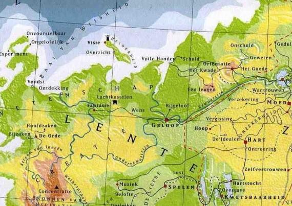 Uit: Atlas van de Belevingswereld
