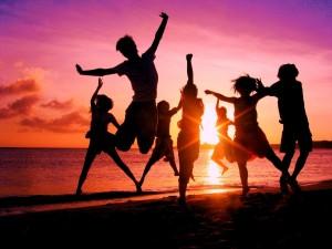 De 5 ritmes dansen